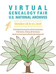NARA genealogy fair